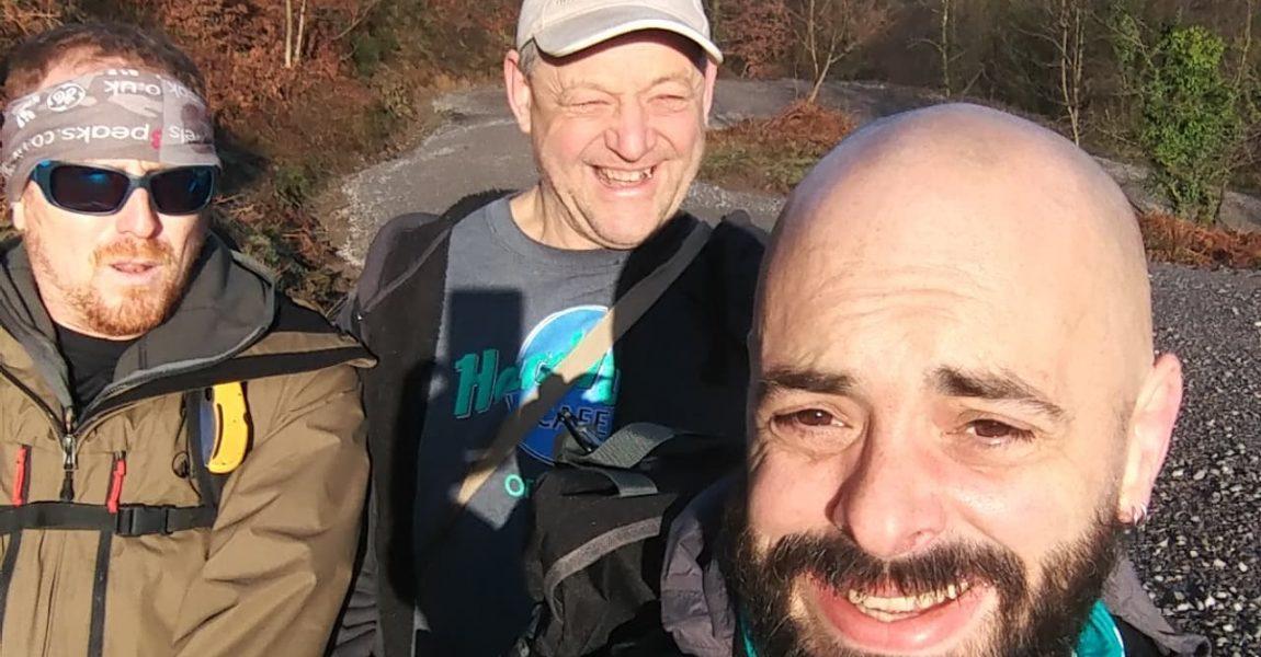 Briton Ferry Pontrhydyfen Training Walk